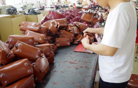Guangzhou xiaoniu Leather handbag factory