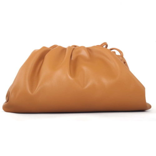 The Pouch Leather bag Tan Color