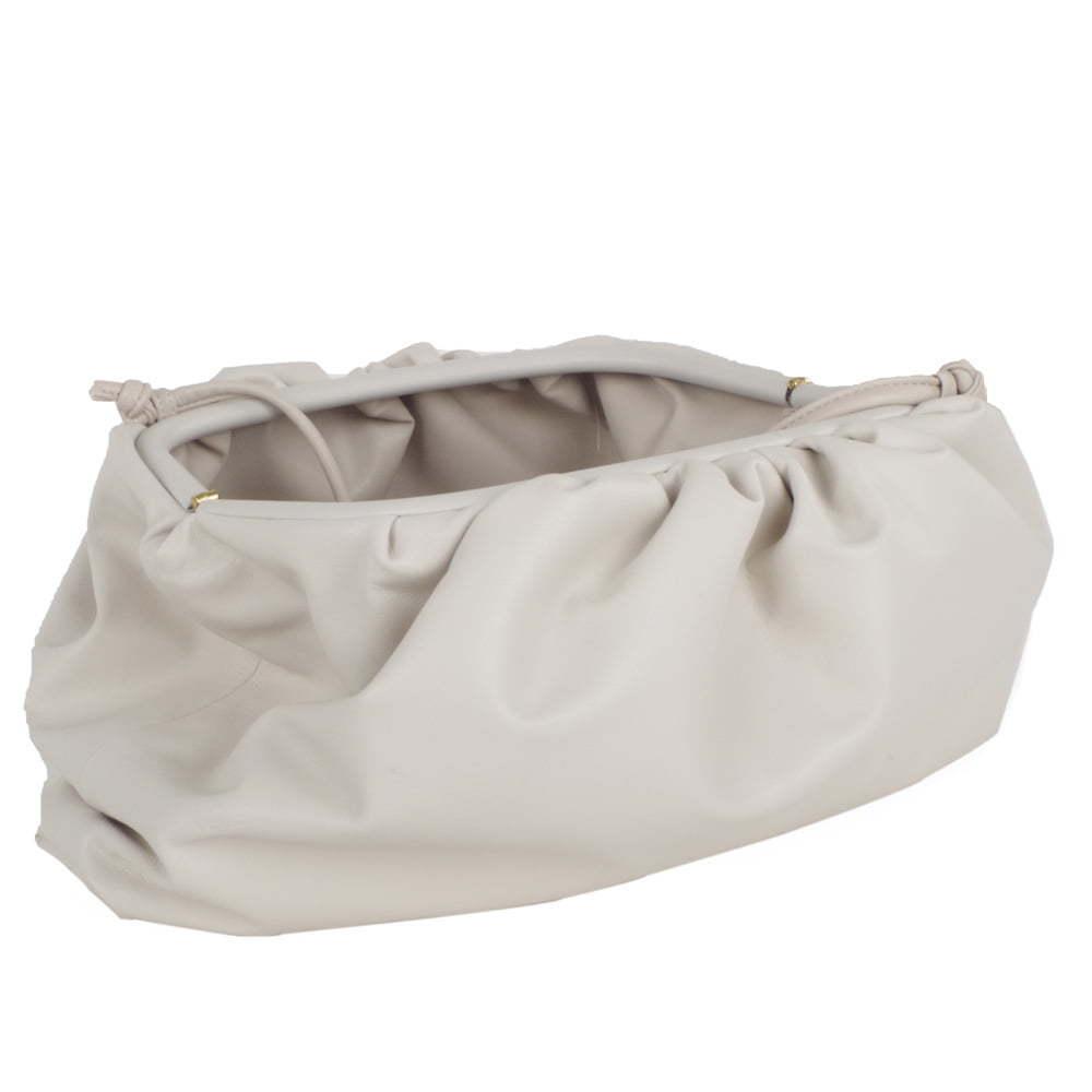 white cloud bag