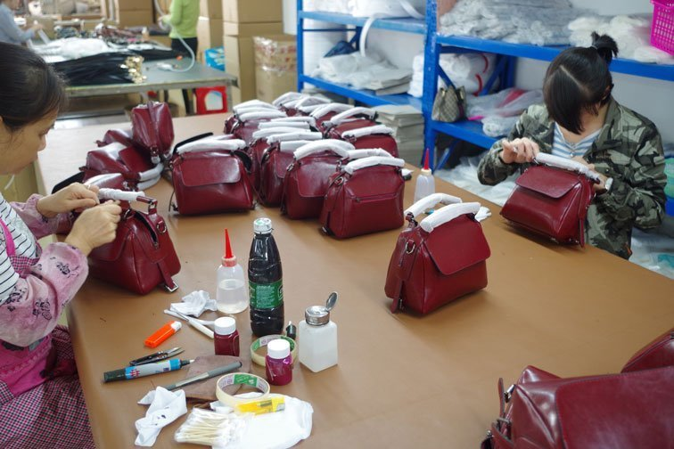 bags finial Checking