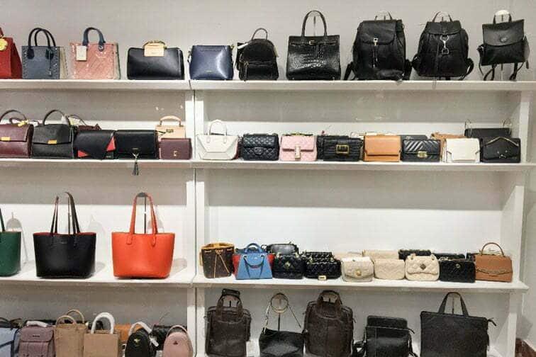 Bags sample Room 2