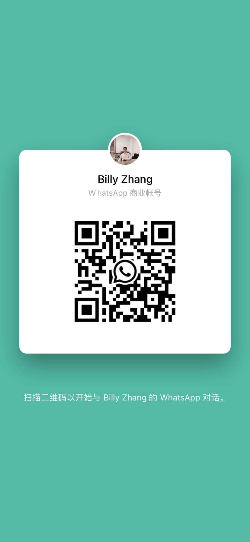 Billy WhatsApp